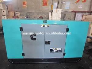 Power By Usa Engine Genset 3phase 60kva Generator And Price  View 60kva Generator And Price