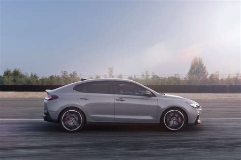 2019 I30 Fastback N Officially Revealed