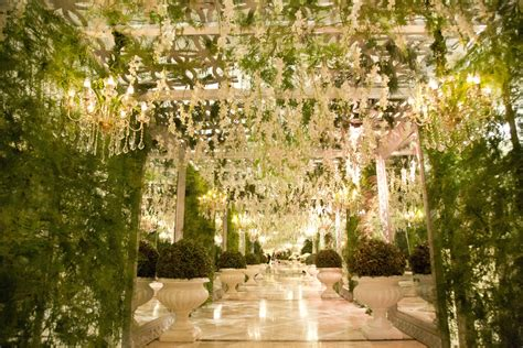 summer garden wedding in arabia weddings