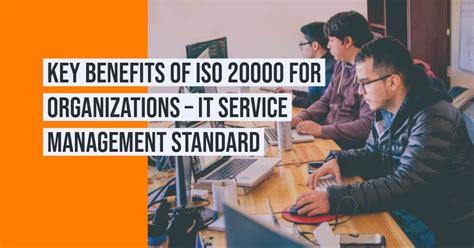 iso   organizations  service management standard