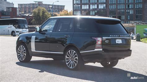 2018 Land Rover Range Rover Autobiography Supercharged