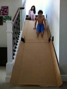 Fabriquer Un Toboggan : un toboggan dans un escalier cabane id es ~ Mglfilm.com Idées de Décoration