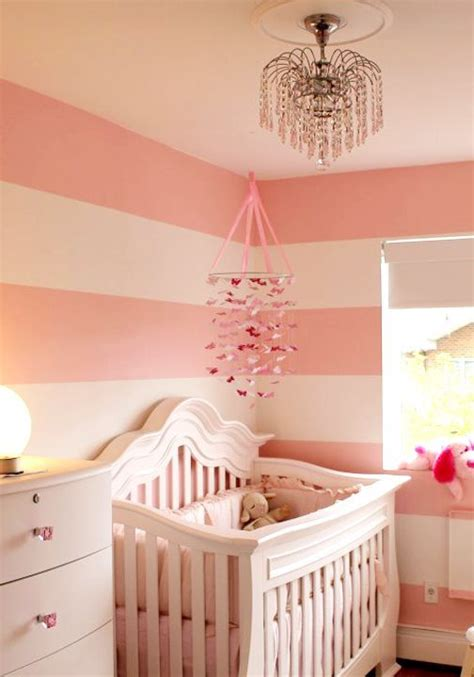 Kinderzimmer Streichen Streifen by Girly Pink Stripes In 2019 Nurseries Room Paint