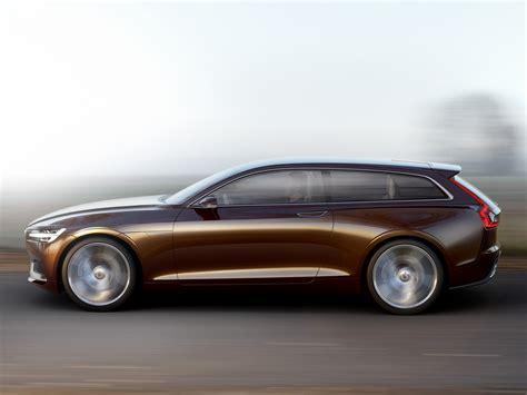 Volvo Concept Estate Official Details