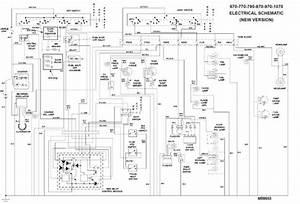 Mf 165 Wiring Diagram Tractors Ferguson Massey 245