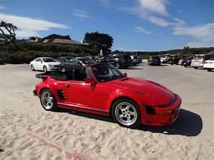 Porsche 911 Convertible 1985 Red For Sale  Wp0eb0914fs170449 1985 Porsche 911 Carrera Cabriolet