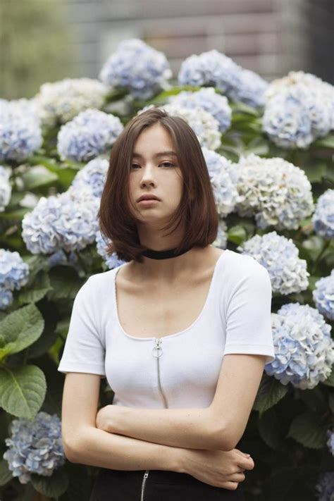 Lauren Tsai Tumblr Asian short hair Shot hair styles