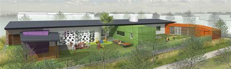 maison de la enfance architectoni