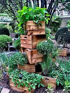 Balkon Ideen Pflanzen : die 25 besten ideen zu kr utergarten auf pinterest ~ Lizthompson.info Haus und Dekorationen