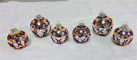 Native American Handmade Beaded Christmas Tree Ornament The Walkmen Christmas Party Youth Ideas Red Bird Tree Ornaments Centerpiece For Ornament Kit Night Before Food Network Ebay