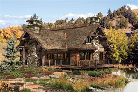 log cabin home design evaluating all the factors