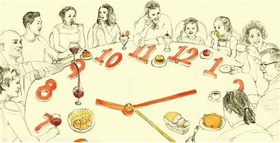 Illustration Ecclesiastes Job Eat Drink Ecuad