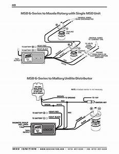 Mallory Unilite Wiring Diagram Sbc Diagrams Schematics Inside Distributor