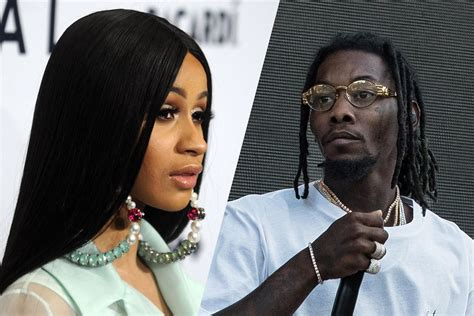 cardi b song talking about offset offset has beef but who is he talking about allhiphop