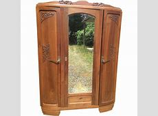 French Art Nouveau Armoire from luxuryfrenchcollection on