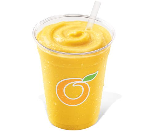 mango pineapple premium fruit smoothie drinks menu