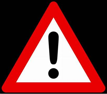 Caution Animated Gifs Signs Transparent Hazards Symbols