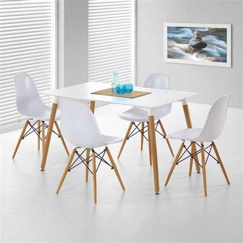 chaise salle a manger design chaise bois blanc salle manger advice for your home
