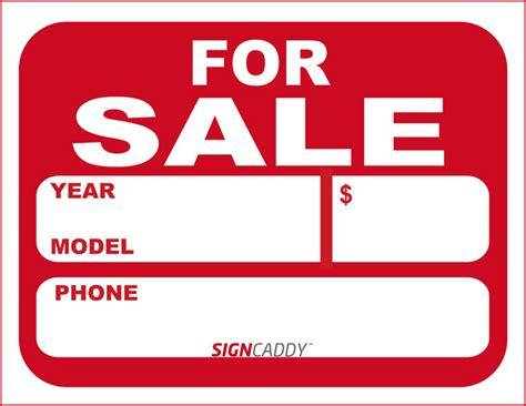 car  sale template wildlifetrackingsouthwestcom