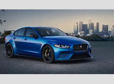 2018 Jaguar XE SV Project 8 heads to Monterey Car Week