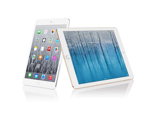 Ipad Air 2 Vs Ipad Mini 3 Comparison