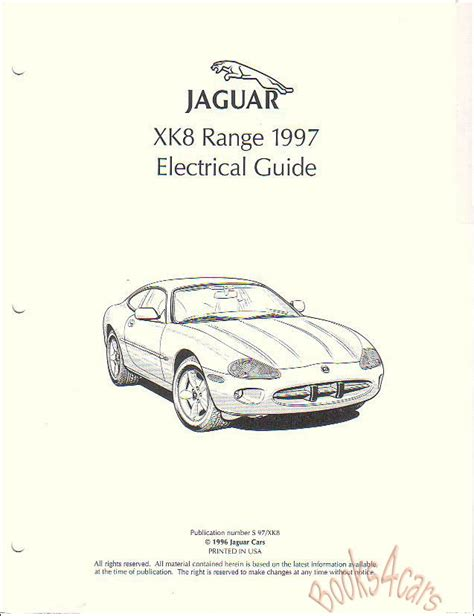 jaguar manuals  bookscarscom