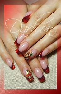 331 best Holiday Nail Art images on Pinterest