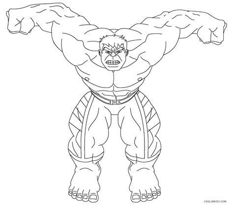 printable hulk coloring pages  kids coolbkids