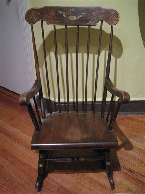 boston rocking chair collectors weekly