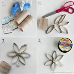 decoration de noel avec rouleau papier toilette d 233 corations de no 235 l 224 fabriquer magiques