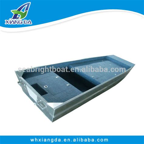 Buy Used Flat Bottom Boat by Ce Certificate 12ft Or14ft Aluminum Boat Flat Bottom