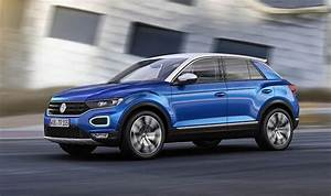 Volkswagen T Roc 2017 : vw t roc 2017 revealed new suv specs design and pictures revealed cars life style ~ Maxctalentgroup.com Avis de Voitures