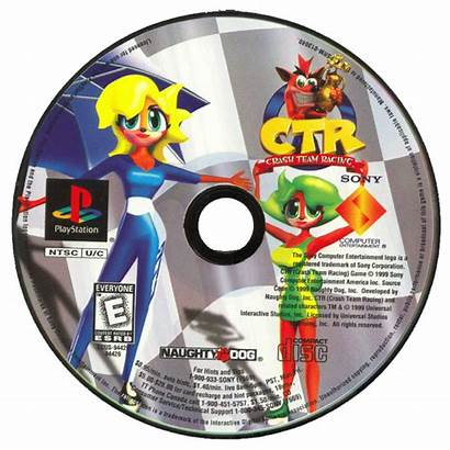 Ctr Crash Racing Team Launchbox App Disc