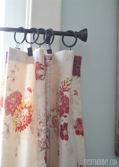 how to make cafe curtains sew easy cafe curtains the diy