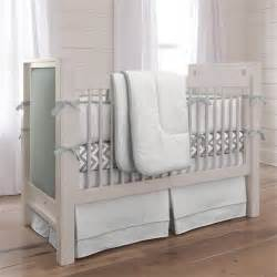 touch of color cloud gray 3 crib bedding set modern baby bedding by carousel designs