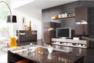 tapete fã r wohnzimmer wohnzimmer tapeten ideen braun und lowboard hochglanz braun f r moderne wohnzimmer dekoration