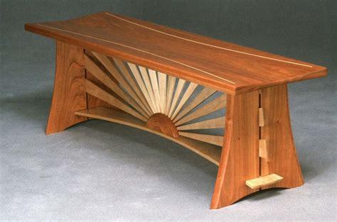 table   bench love  rising sun