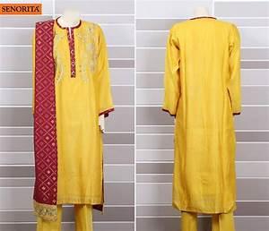 Ban Neck Design Images Eid Collection For Pakistani Girls Shalwar Kameez
