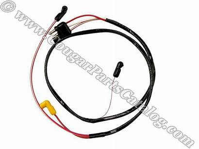 Harness Mustang Engine 1971 Wire Gauge Wiring
