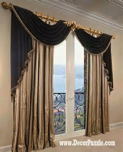 Country Swag Curtains For Living Room by Best 25 Luxury Curtains Ideas On Pinterest