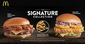 McDonald's launches new Classic Angus Cheese burger ...