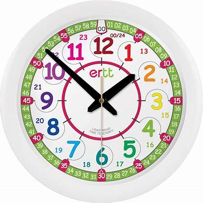 Clock Easy 24hr Erc Rb Teacher Clocks