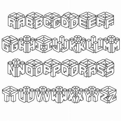 Graffiti Fonts Letters 3d Letter Styles Lettering