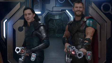 Thor Ragnarok Is Three Times The Fun Starloggers