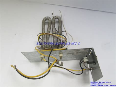 carrier cpheaterb electric heater coil  ph  kw