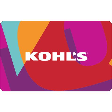 1 kohl's reward members app promotion the platinum card® from american express offers 75,000 membership rewards points after you spend $5,000 on purchases on your. Kohl's Gift Card - Retail Gift Cards Store - SVMCards.com
