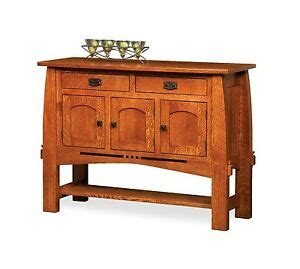 Amish Sideboard by Amish Mission Dining Room Sideboard Server Buffet