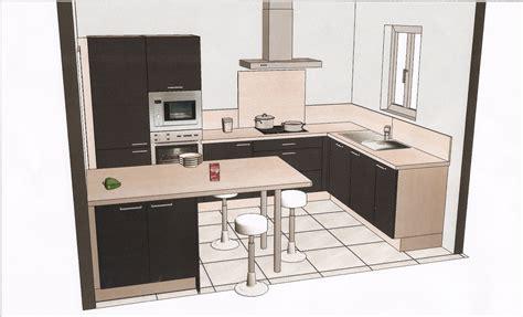 plan en 3d cuisine plan de cuisine pas cher sur cuisine lareduc com