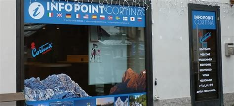 Ufficio Turistico Cortina by Ufficio Info Point Se Am Cortina D Ezzo