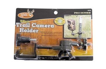 HME Products T-Post Trail Camera Holder, HME-TPCH Trail ...
